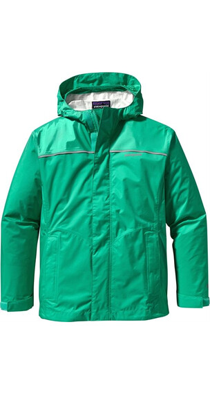 Patagonia Girls Torrentshell Jacket Desert Turquoise (986)